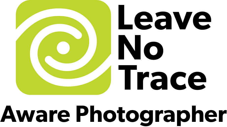 Leave No Trace Aware Photographer badge earned by Outshined Photography